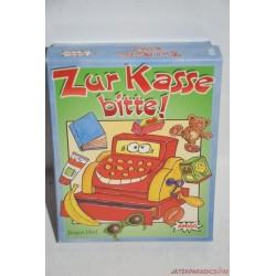 Zur Kasse bitte! kártya társasjáték