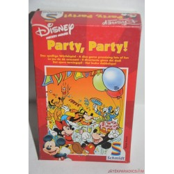 Party,Party!  memoriafejlesztő  társasjáték