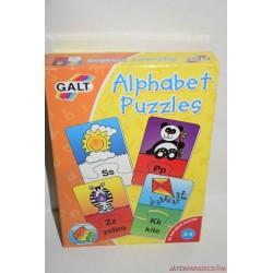 Alphabet puzzle Angol szótanító társasjáték