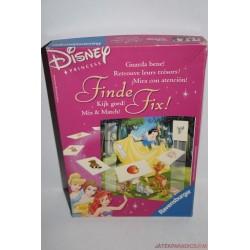 Disney Finde fix! hercegnős társasjáték