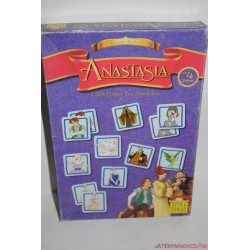 Anastasia memoriafejlesztő  társasjáték