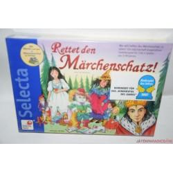 Selecta 3583 Rettet den Märchenschatz! társasjáték Új!
