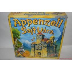 Appenzell Sajt Vára társasjáték