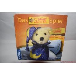 Steiff Das Spiel Macik A játék társasjáték