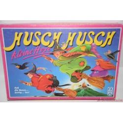 Husch Husch kleine Hexe Huss Huss kis boszorkány társasjáték