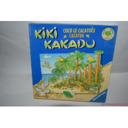 Kiki Kakadu társasjáték
