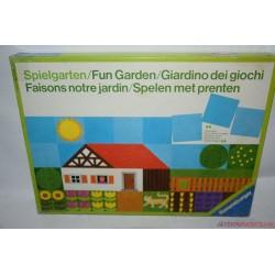 Vintage Spielgarten Játékház és kert társasjáték