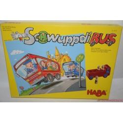 Haba 4173 Schwuppibus társasjáték