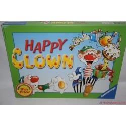 Happy Clown!  Egyensúlyozó bohócok társasjáték