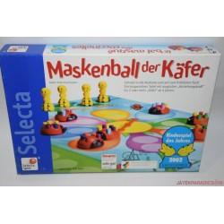 Maskenball der Kafer 3571 Katicabogarak maszkabálja társasjáték