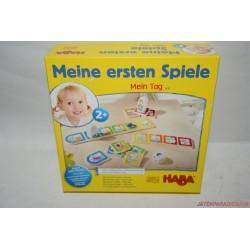 HABA 4638 Meine ersten Spiele Mein Tag társasjáték