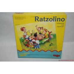 Haba 4574 Ratzolino  társasjáték