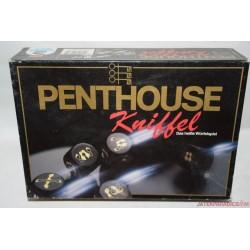 Penthouse Kniffel Kockapóker társasjáték