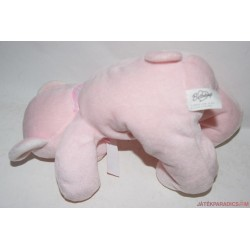 Szeretgetős rózsaszín macika