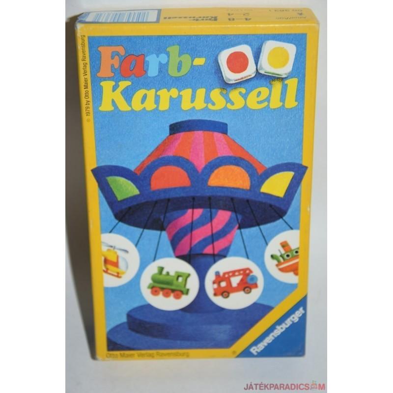 Farb Karussel Színkörhinta társasjáték