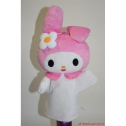 Hello Kitty plüss nyuszi báb