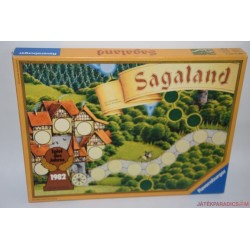 Vintage Sagaland Fantázialand társasjáték