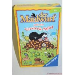Maulwurf und sein Versteck-Spiel Kisvakond és a búvóhelye társasjáték