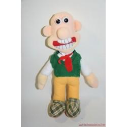Wallace & Gromit aminációs filmből Wallace plüss