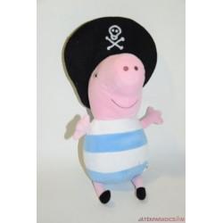 Plüss Peppa Pig George kalóz