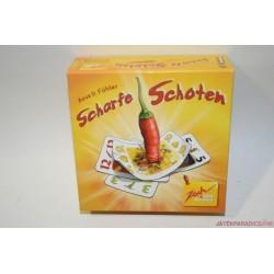 Scharfe Schoten kártyajáték