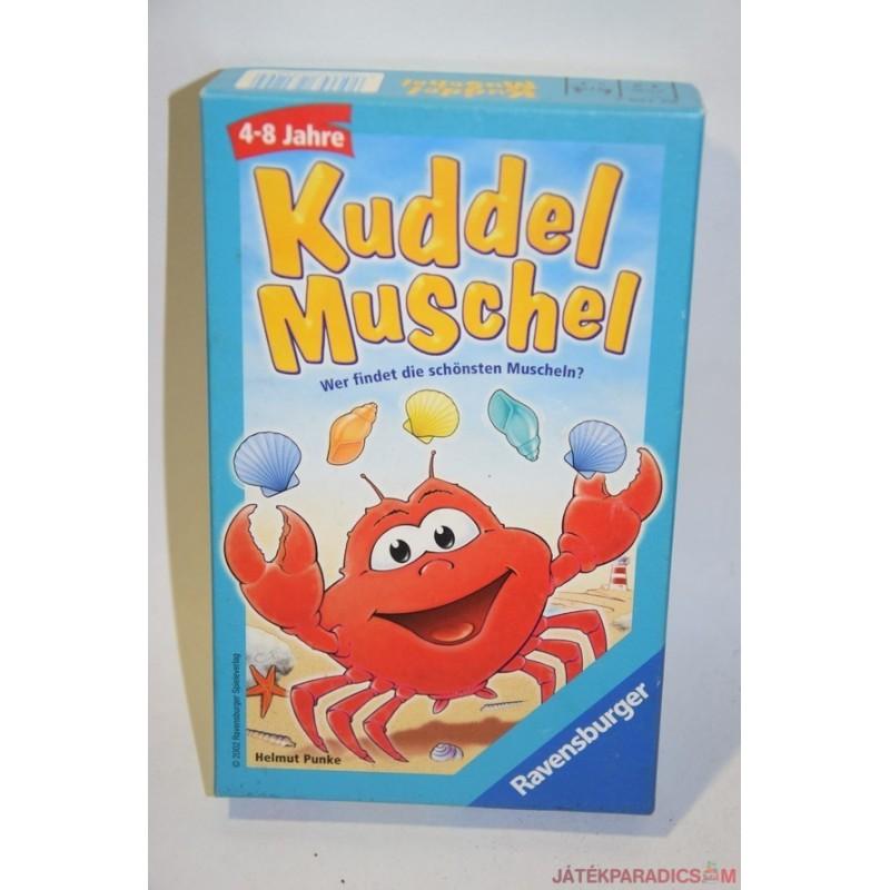 Kuddel Muschel - Kagylókavarodás társasjáték