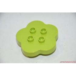 Lego Duplo zöld virág