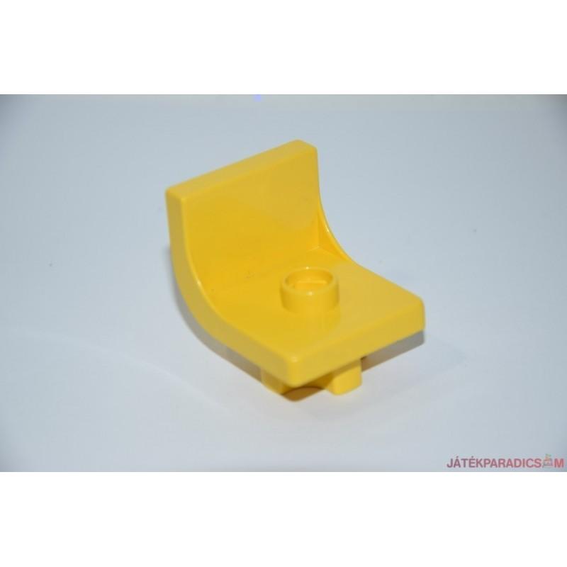 Lego Duplo sárga szék