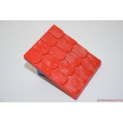 Lego Duplo piros, kék falú tető