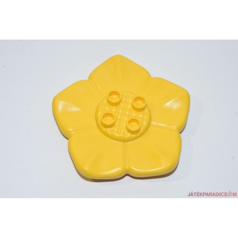 Lego Duplo nagyméretű virág