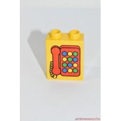 Lego Duplo telefon képes elem