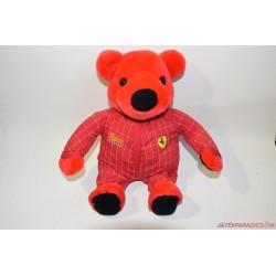 Ferrari Rosso interaktív plüss Teddy Bear mackó