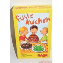 HABA Puste Kuchen Süteményfújás társasjáték