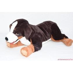 Hatalmas IKEA HOPPIG Bernese Mountain Dog plüss kutya