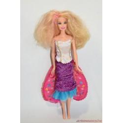 Csillogó szárnyú Barbie pillangó tündér baba