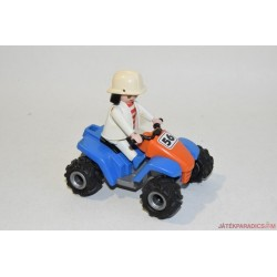 Playmobil quad 56-os versenyző