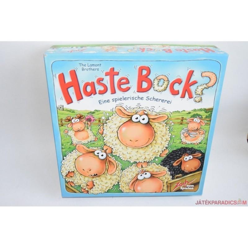 Haste Bock társasjáték