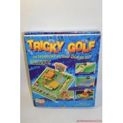 TOMY Tricky Golf Golyós útvesztő Különleges ügyességi társasjáték