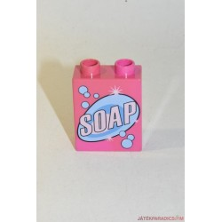 Lego Duplo SOAP képes elem