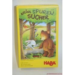 4428 HABA Kleine Spurensucher  Kis nyomkeresők társasjáték