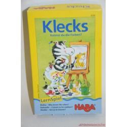 HABA 4594 Klecks! Ki ismeri a színeket? társasjáték