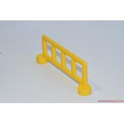 Lego Duplo sárga kerítés