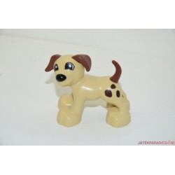 Lego Duplo barna kutya