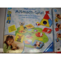 Mitmach Spiel társasjáték Első társasjátékom