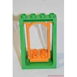 Lego Duplo narancssárga hinta