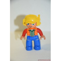 Lego Duplo piros inges pilóta