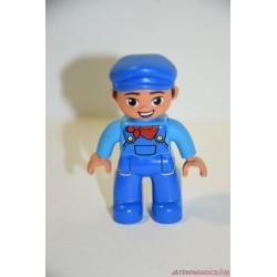Lego Duplo munkás sapkában