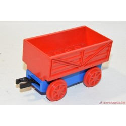 Lego Duplo piros vagon