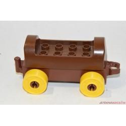 Lego Duplo szekér várhoz
