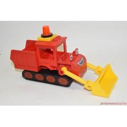Lego Duplo Bob The Builder Muki, a piros markoló autó